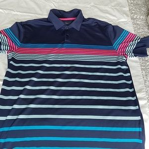 Men's Nike golf Tour Performance dry fit shirt